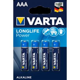 PILE VARTA AAA LR03 X 4
