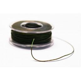 Tresse Gainée Viptex 25 lbs 20 MètresMètres disponibles en vert foncé et brun