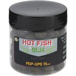 HOT FISH GLM POP UPS 15 MM