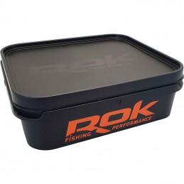 SQUAR BOX XL NOIRE 6 L