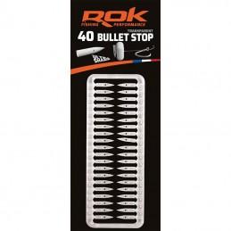 BULLET STOP TRANSPARENT X 40