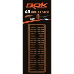 BULLET STOP MARRON X 40