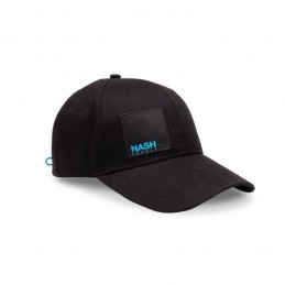 NASH BASEBALL CAP BLACK