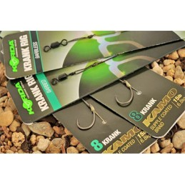 KRANK READY RIG BARBLESS T 4