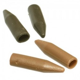 TAPERED SILICONE SLEEVE BROWN