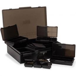 BOX LOGIC MEDIUMN TACKLE  BOX LOADED
