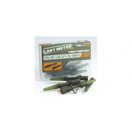 DISTANCE LEAD CLIP TAIL RUBBERS X 10