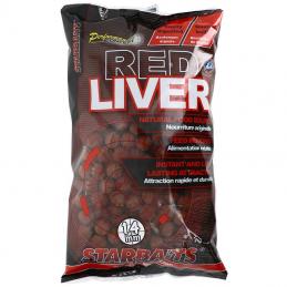 BOUILLETTES RED LIVER 14 MM 2.5 KG