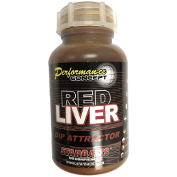 DIP BOOSTER RED LIVER 200 ML
