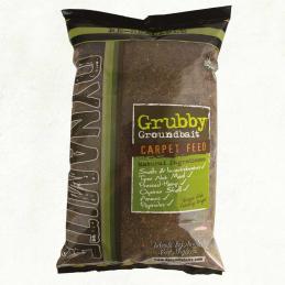 GRUBBY GROUNDBAIT CARPET FEED 2 KG
