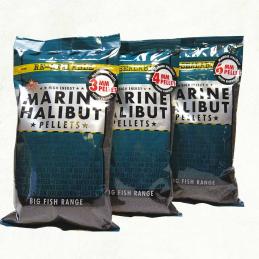 MARINE HALIBUT PELLETS 3 MM 900 G