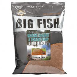 BIG FISH MARINE HALIBUT HEMP 1.8 KG