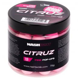 CITRUZ POP UPS PINK 15 MM 75 GRS