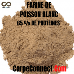 FARINE DE POISSON BLANC 65...