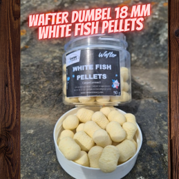 WAFTER DUMBEL WHITE FISH...