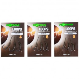 LOOPS WIDE GAPE B T 4...