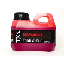 TX1 STRAWBERRY FOOD SYRUP...