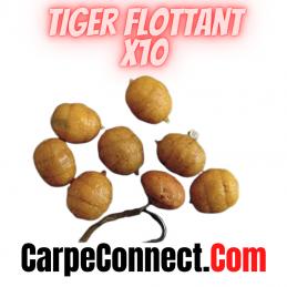 TIGER NUTS FLOTTANT  X 8