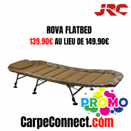 BED CHAIR ROVA FLATBED