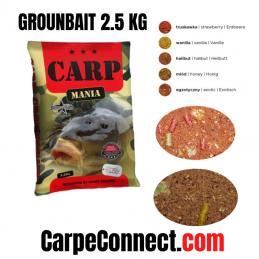 GROUNBAIT CARP MANIA 2.5 KG...