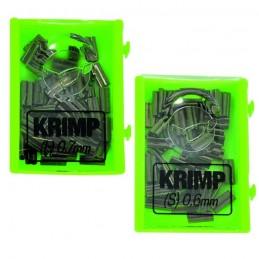 SPARE KRIMPS 0.6 MM
